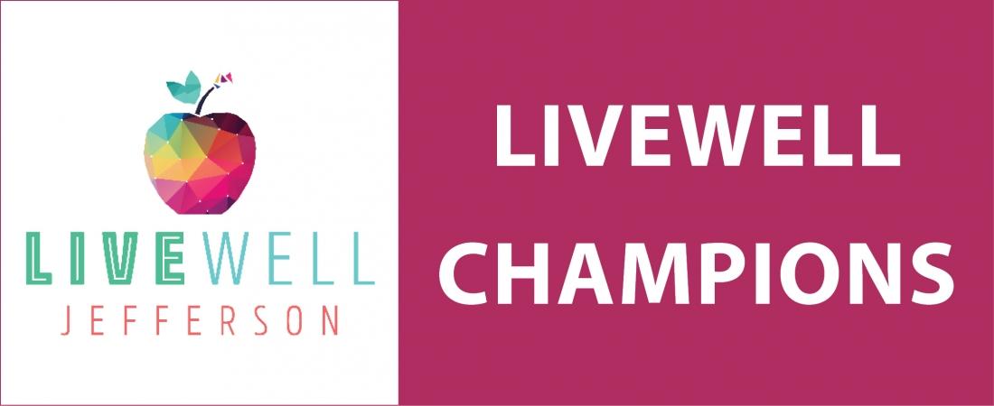 LiveWell Champions Slider